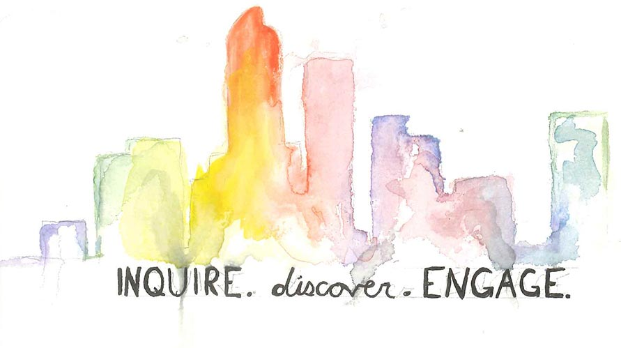 inquire-discover-engage